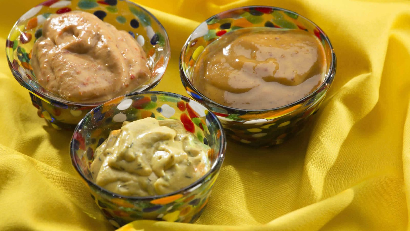 Prepared Condiment Mustards